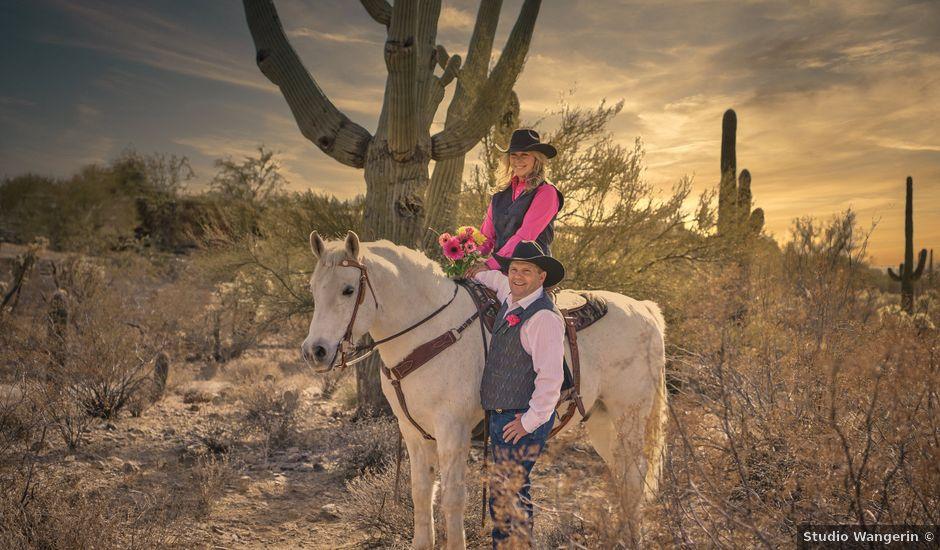David and KayeLynn's Wedding in Tucson, Arizona