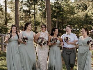 The wedding of Amanda and Angel 1