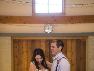 Sara and Zachary's Wedding in Friday Harbor, Washington 15