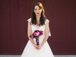 Sara and Zachary's Wedding in Friday Harbor, Washington 6