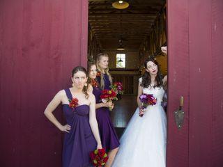 Sara and Zachary's Wedding in Friday Harbor, Washington 7