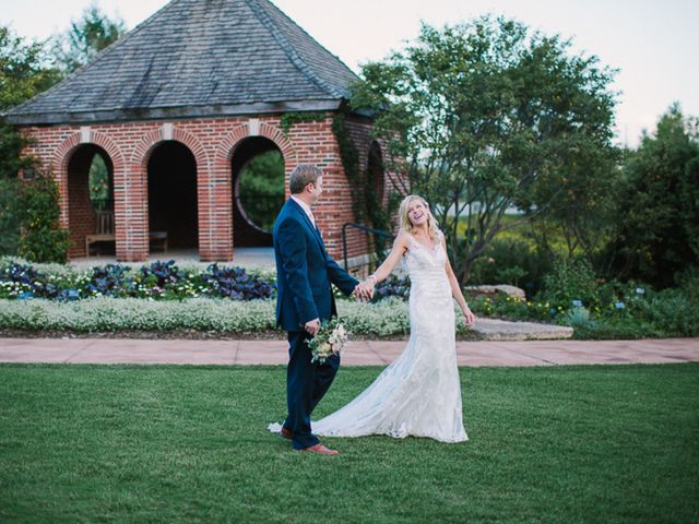 Ashley and Dave's Wedding in Green Bay, Wisconsin 5