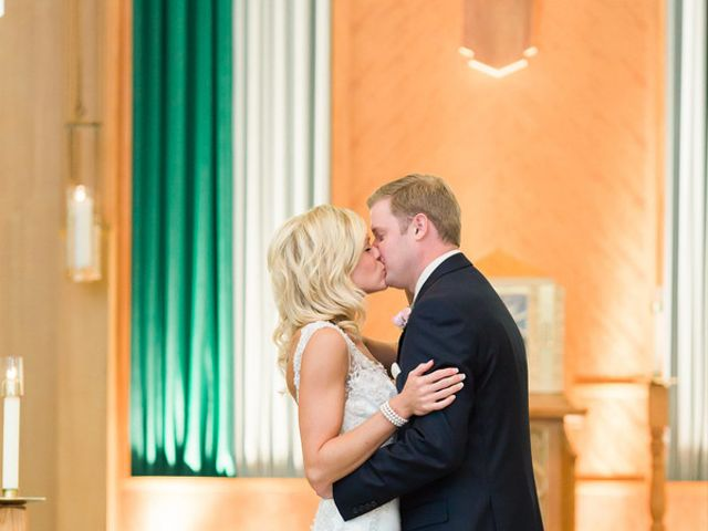 Ashley and Dave's Wedding in Green Bay, Wisconsin 10