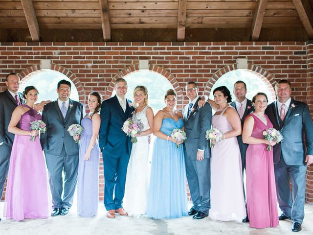 Ashley and Dave's Wedding in Green Bay, Wisconsin 8