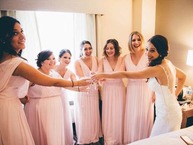 Sheena and John's Wedding in Brooklyn, New York 5