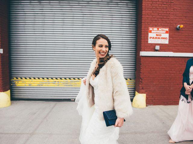 Sheena and John's Wedding in Brooklyn, New York 8