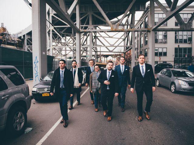 Sheena and John's Wedding in Brooklyn, New York 9