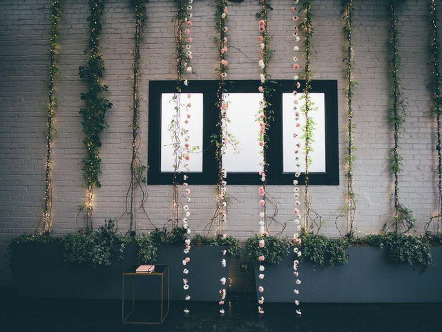 Sheena and John's Wedding in Brooklyn, New York 11