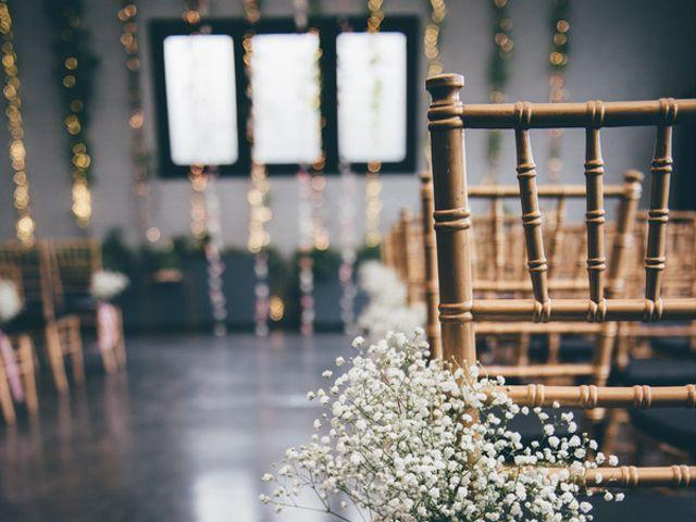 Sheena and John's Wedding in Brooklyn, New York 12
