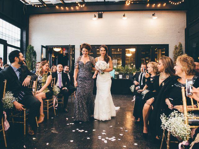 Sheena and John's Wedding in Brooklyn, New York 14