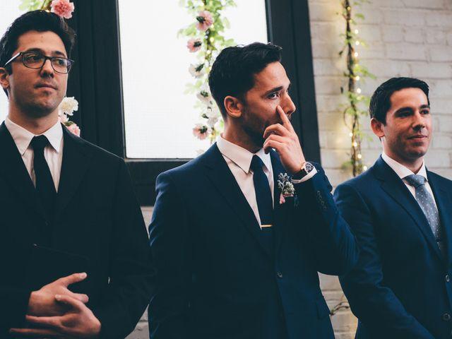 Sheena and John's Wedding in Brooklyn, New York 15
