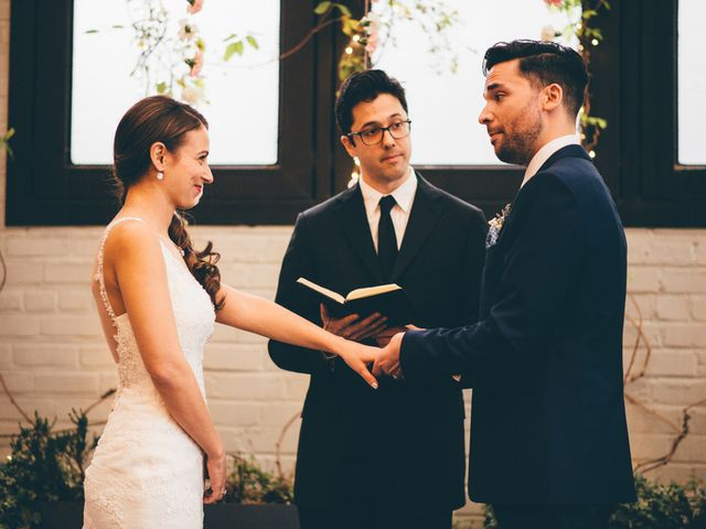 Sheena and John's Wedding in Brooklyn, New York 16