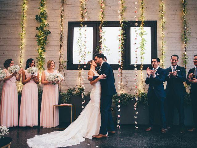 Sheena and John's Wedding in Brooklyn, New York 17