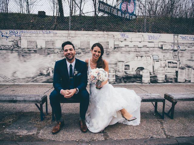 Sheena and John's Wedding in Brooklyn, New York 19