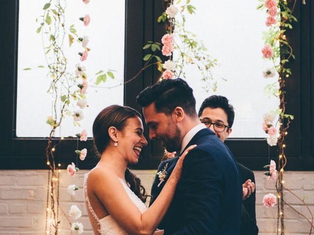 Sheena and John's Wedding in Brooklyn, New York 18