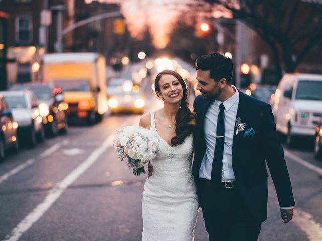 Sheena and John's Wedding in Brooklyn, New York 20