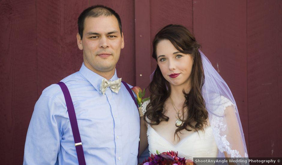 Sara and Zachary's Wedding in Friday Harbor, Washington