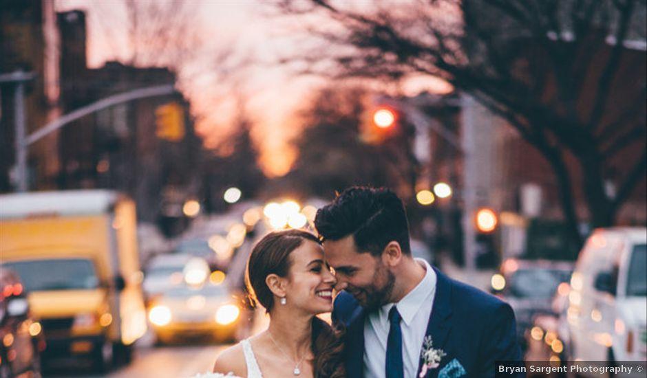 Sheena and John's Wedding in Brooklyn, New York