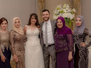 Shereen and Hassan's Wedding in Point Pleasant Beach, New Jersey 19