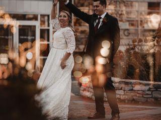 The wedding of Caroline and Matt 3