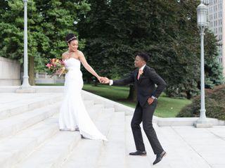 Joe and Mokie's Wedding in Harrisburg, Pennsylvania 3