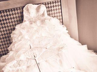 The wedding of Christine and Ehab 2