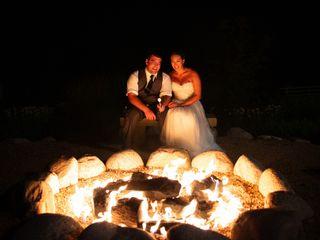 The wedding of Jennifer and Brandon 2