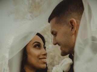The wedding of Macodia and Tyler