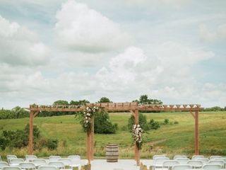 The wedding of Payton and Jackson 1