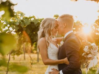 The wedding of Payton and Jackson