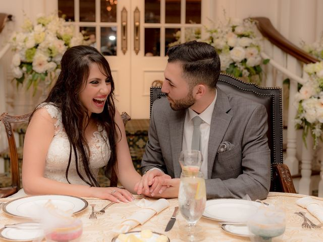 The wedding of Hassan and Shereen