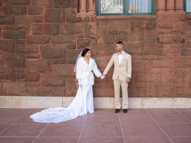 The wedding of Charlette and Kendall