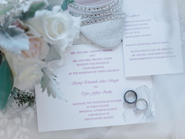Kelsey and Tyler's Wedding in Grand Rapids, Michigan 2