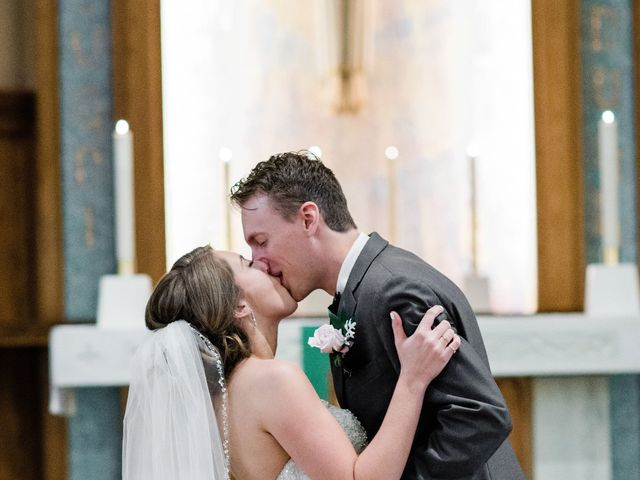 Kelsey and Tyler's Wedding in Grand Rapids, Michigan 12