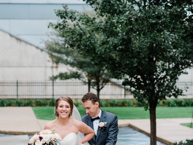 The wedding of Tyler and Kelsey