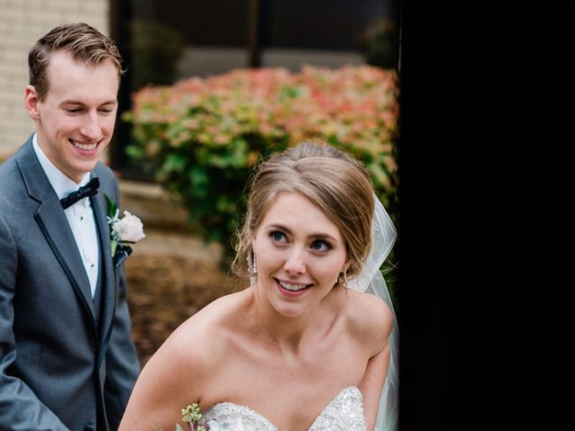 Kelsey and Tyler's Wedding in Grand Rapids, Michigan 15