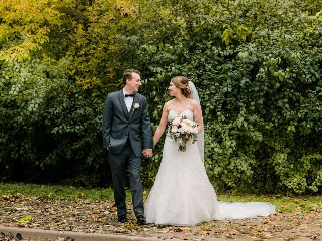 Kelsey and Tyler's Wedding in Grand Rapids, Michigan 16