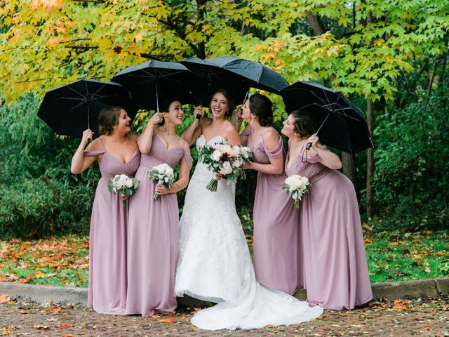 Kelsey and Tyler's Wedding in Grand Rapids, Michigan 18