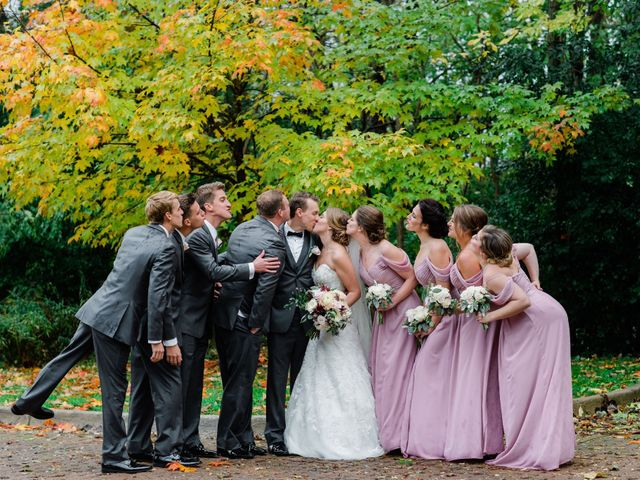 Kelsey and Tyler's Wedding in Grand Rapids, Michigan 20