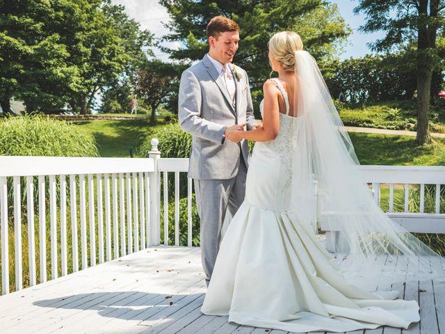 Aaron and Sarah's Wedding in Morrow, Ohio 5