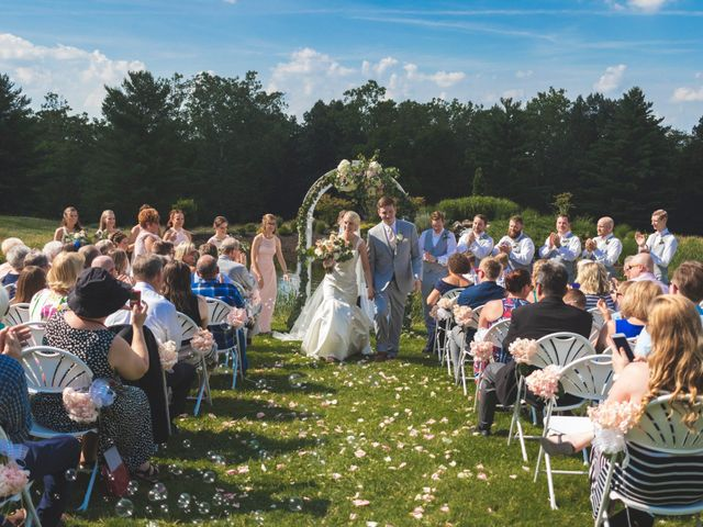 Aaron and Sarah's Wedding in Morrow, Ohio 8