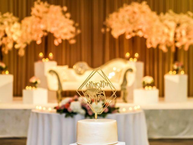 Tapas and Katrina's Wedding in Oak Brook, Illinois 33