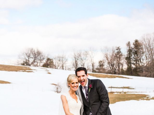 Andrea and Ben's Wedding in Groton, Massachusetts 11