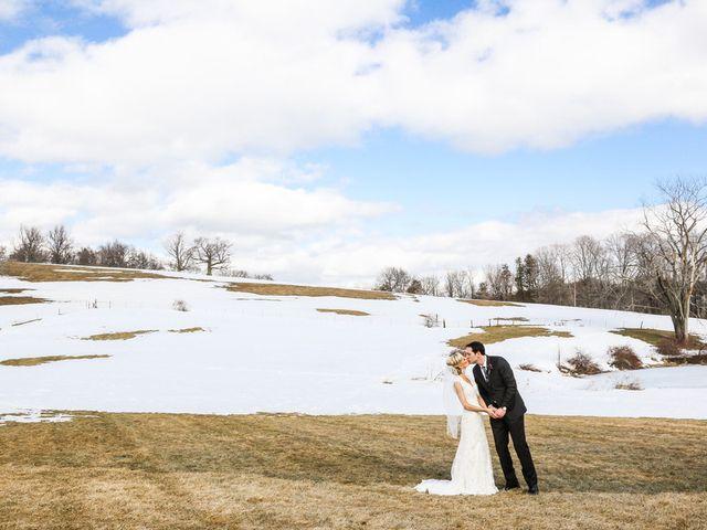 Andrea and Ben's Wedding in Groton, Massachusetts 13
