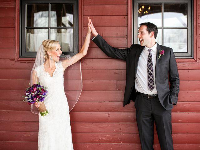 Andrea and Ben's Wedding in Groton, Massachusetts 12