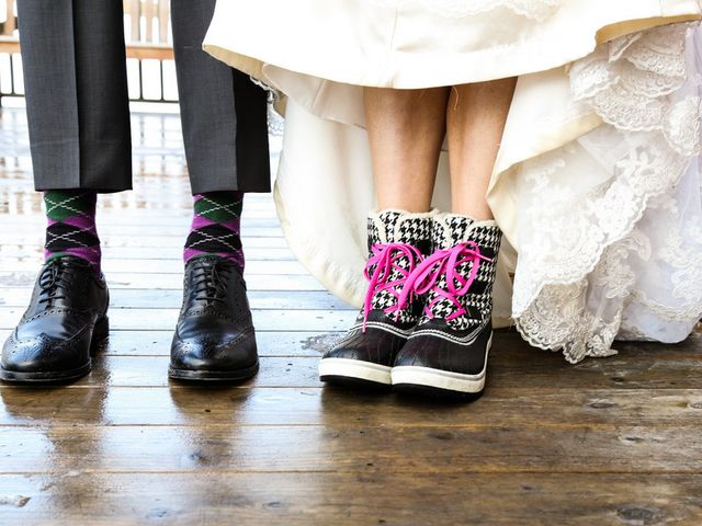 Andrea and Ben's Wedding in Groton, Massachusetts 14