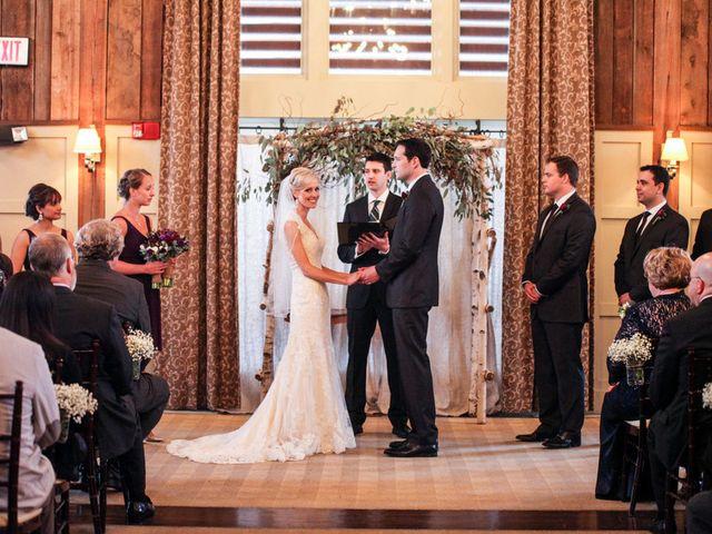 Andrea and Ben's Wedding in Groton, Massachusetts 16