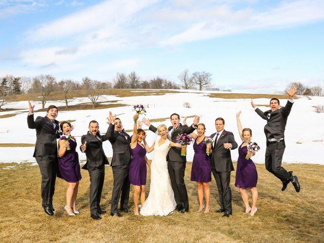 Andrea and Ben's Wedding in Groton, Massachusetts 15