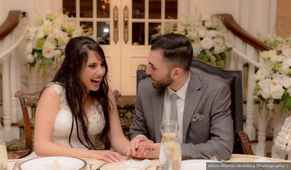 Shereen and Hassan's Wedding in Point Pleasant Beach, New Jersey