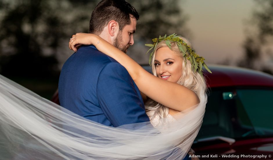 Zachary and Katie's Wedding in New Castle, Kentucky